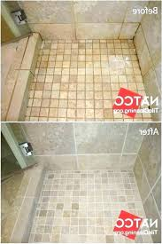 how to regrout shower cerbank co