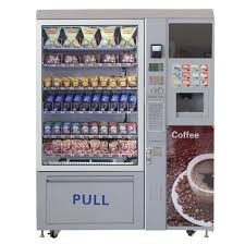 Used Snack Vending Machine Amazing China Used Combo SnackDrink Vending And Coffee Vending Machine