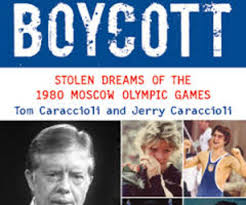 Image result for 1980, President Jimmy Carter announces that the U.S. will boycott the Olympic Games scheduled to take place in Moscow