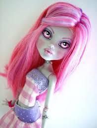 sweetie ooak dressed monster high frankie repaint by alison b