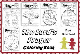 Online free coloring printable sheets to take with you on the go for kids, adults and teens. Lord S Prayer Coloring Pages