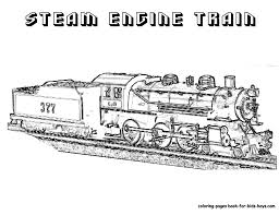 Small Picture Steel Wheels Train Coloring Sheet YESCOLORING Free Trains