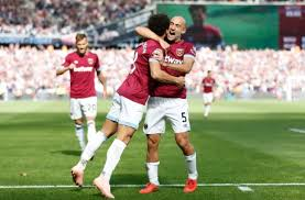 Read about west ham v man utd in the premier league 2019/20 season, including lineups, stats and live blogs, on the official website of the premier league. West Ham 3 1 Manchester United Premier League Highlights And Recap