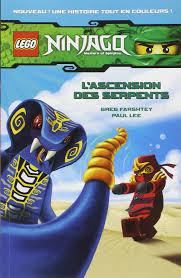 LEGO NINJAGO BD 1 L'ASCENSION DES SERPENTS (TOURNON LEGO) (French Edition):  9782351007693: Amazon.com: Books