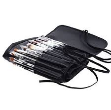 get ations neewer 34 piece professional makeup brush kit set with case shany