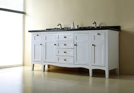 white bathroom cabinets with dark countertops. dark countertop white bathroom cabinets above cream floor tiles: full size with countertops n