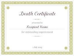 Fake Diploma Template Free Printable Fake Certificates Emmaplays Co