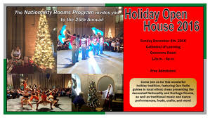 christmas open house flyer open house 2016 nationality rooms university of pittsburgh