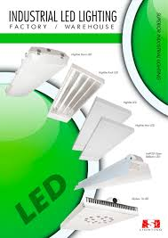 industrial led lighting factory warehouse 1 8 pages