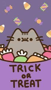 Halloween Pusheen Cat Wallpapers ...
