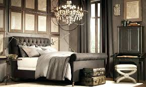 chandeliers restoration hardware orb chandelier in a bedroom check i