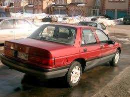 1993 Chevrolet Corsica Specs and Photos   StrongAuto