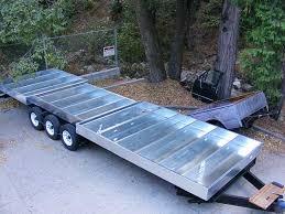 custom tiny house trailer. Trailer Bed For $3,900 Custom Tiny House H
