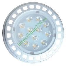 Купить <b>Лампа светодиодная Foton</b> FL-<b>LED</b> AR111 16W 6400K 30 ...