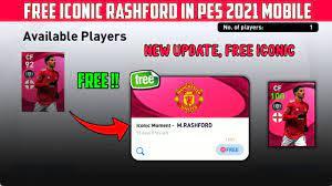 AGAIN FREE ICONIC 😍 FREE ICONIC RASHFORD IN DLC 7.0 UPDATE