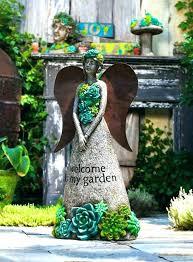 garden angel statues cement garden angels angel statues for the garden stunningly beautiful statues of fairies garden angel statues