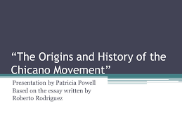 the origins and history of the chicano movement rdquo ppt video the origins and history of the chicano movement