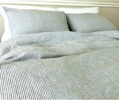 tan and white striped duvet cover nd s tan and white striped duvet cover