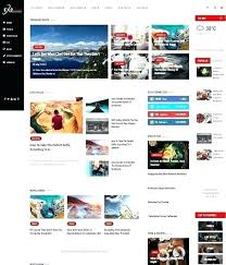 Newspaper Web Template Free News Web Template Free Website Templates In Format Html Page