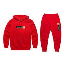 jordan clothing. jordan x ovo icon fleece set. clothing