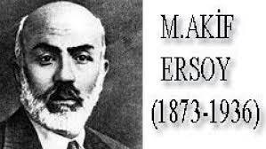 """""""Mehmet Akif Ersoy ile ilgili görsel sonucu"""
