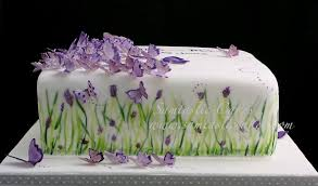 Garden Party Cakes Cake Geek Magazine