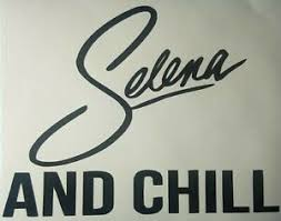 Download the vector logo of the selena brand designed by in adobe® illustrator® format. Selena Quintanilla Signature Logo And Chill Vinyl Decal Sticker Netflix Series Ebay
