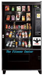 Vending Machines For Gyms Impressive Gym Vending Machines