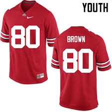 Ohio Football State Brown Store Jersey Jerseys College Online Official Sale Buckeyes Noah