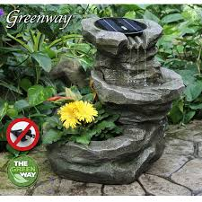 Small Outdoor Kitchen Ideas Inexpensive Solar Garden Fountains Solar Garden Fountain