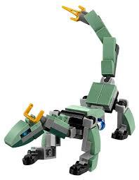 Green Ninja Mech Dragon - The LEGO Ninjago Movie set 30428