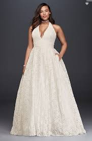 27 designer plus size wedding dresses brides