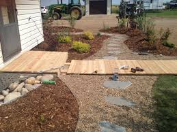 how to build a wooden boardwalk designs