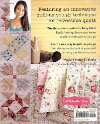 Quilt As You Go Made Vintage Quilt Book Jera Brandvig #11222 | Fat ... & Additional Images: Adamdwight.com