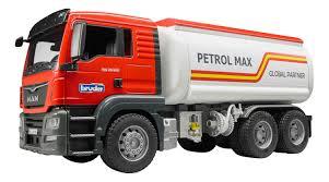 Купить <b>бензовоз MAN TGS Bruder</b> (Германия) 03-775, цены в ...