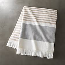 karla copper bath towels CB2