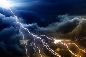 Cloudy Lightning Sky 4k Ultra HD ...