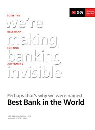 Group Annual Reports Investor Relations Dbs Bank