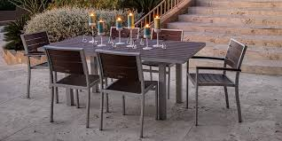modern design outdoor furniture decorate. Decoration In Poly Patio Furniture House Design Pictures Modern Euro Polywood Outdoor Dining Tables Amp Chairs Best Decorate S