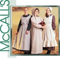 Pioneer Dress Pattern