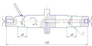 Курсовая работа Технология и организация восстановления деталей и  1 1 1 Наплавка поверхности
