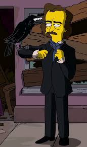 56 Best The Simpsons Images On Pinterest  The Simpsons Simpsons Simpsons Treehouse Of Horror Raven