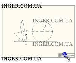 Примеры чертежей для дипломов inger  Пример чертежа для диплома в программе autocad фото 1