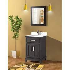 Black Bathroom Vanities Bath The Home Depot