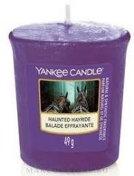 <b>Ароматическая свеча</b> - Yankee Candle Haunted Hayride:купить с ...