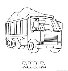 Anna Naam Kleurplaten
