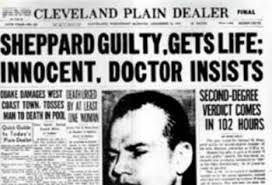 「mrs. shepard murder 1954」の画像検索結果