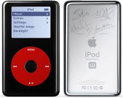 Ipod Classic Generations Chart What Are The Differences Between The U2 Special Edition Ipod