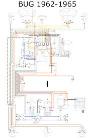 vw tech article 1960 61 wiring diagram best vw dune buggy dune buggy wiring harness diagram at Dune Buggy Wiring Harness