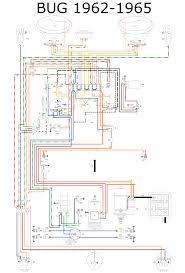 vw tech article 1960 61 wiring diagram best vw dune buggy